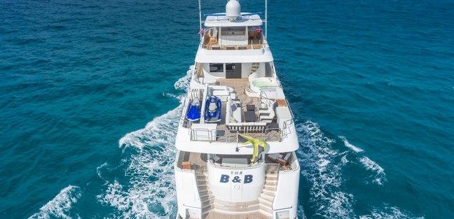 The B&B Charter Yacht - 5