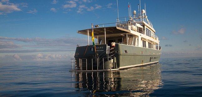 Kahu Charter Yacht - 2