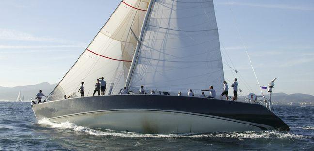 Black Shark of St Peter Charter Yacht