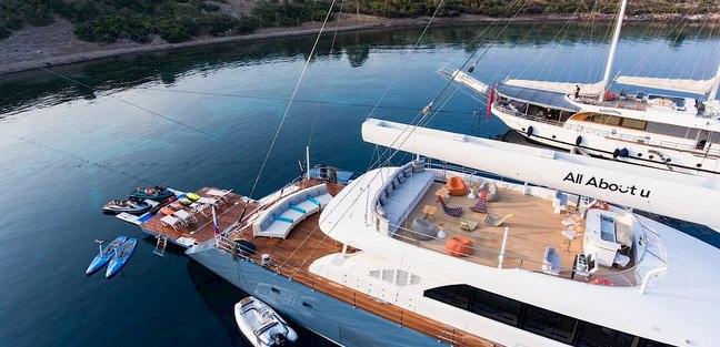 All About U Charter Yacht - 3