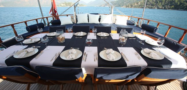 Queen of Datca Charter Yacht - 5