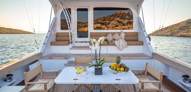 Astrape Charter Yacht - 3