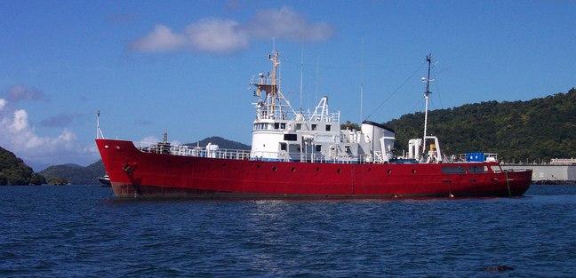 Lady Chebucto Charter Yacht