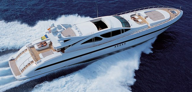 Mac Too Charter Yacht - 2