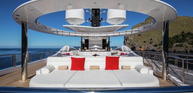 Eminence Charter Yacht - 2