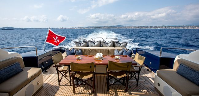 Cheeky Tiger Charter Yacht - 3