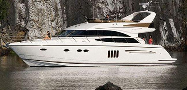 Dream Princess Charter Yacht