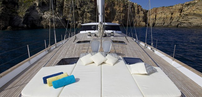 Allure A Charter Yacht - 2