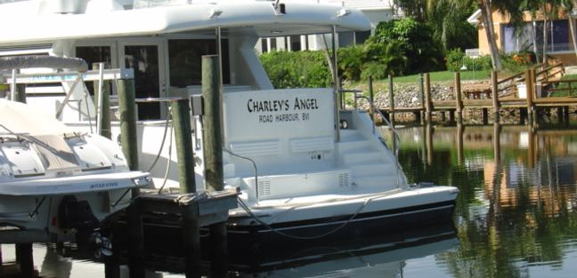 Charlie's Angel Charter Yacht - 3