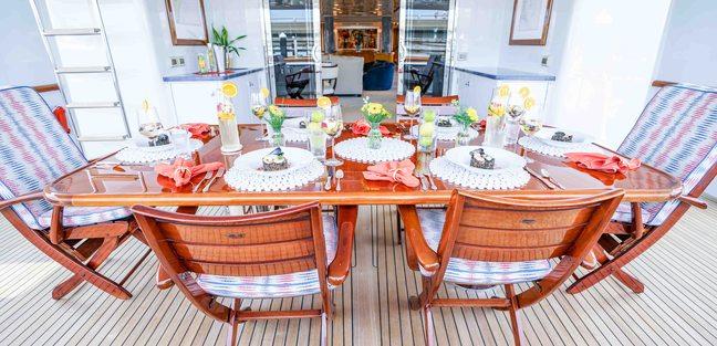 Wonderland Charter Yacht - 4