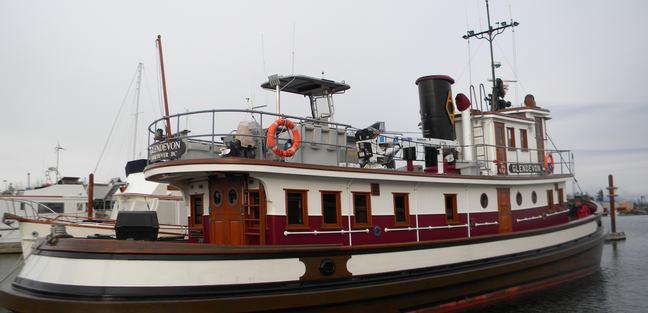 Glendevon Charter Yacht - 4