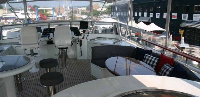 Blue Pearl Charter Yacht - 2