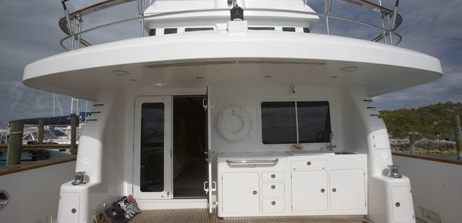 Trixie Charter Yacht - 3