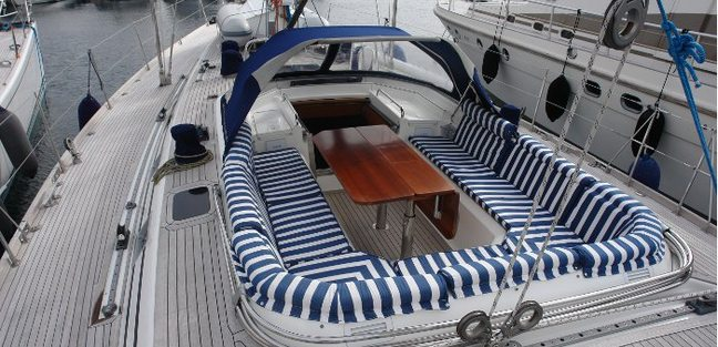 Seawolf 3 Charter Yacht - 5
