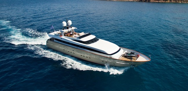 Ithaki Charter Yacht
