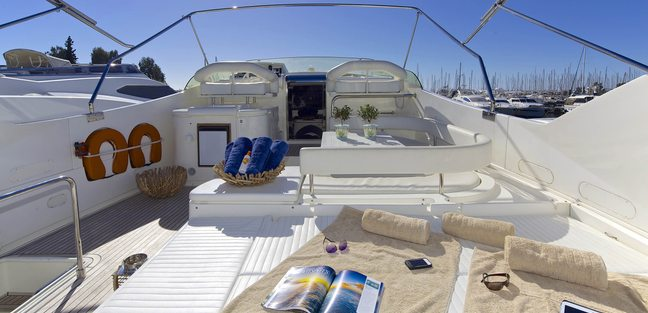 Geepee Charter Yacht - 4
