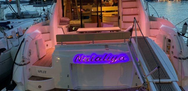 Nataliya Charter Yacht - 5
