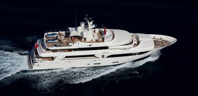 Emotion 2 Charter Yacht
