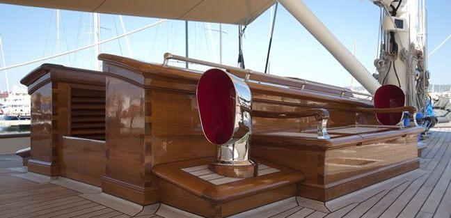 Athos Charter Yacht - 3