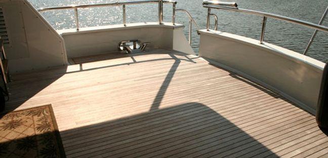 Sea Jordan Charter Yacht - 3
