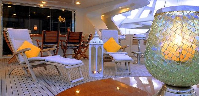 Lady Malak Charter Yacht - 7