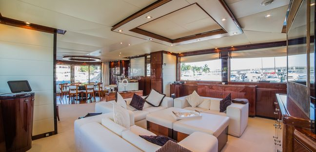 Happy Hour Charter Yacht - 7