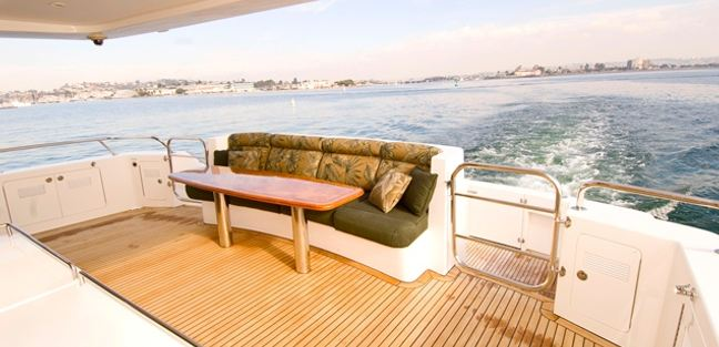 Outta Here II Charter Yacht - 4