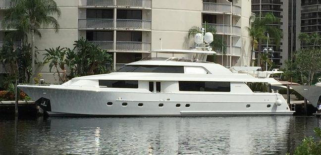 Boxer Charter Yacht