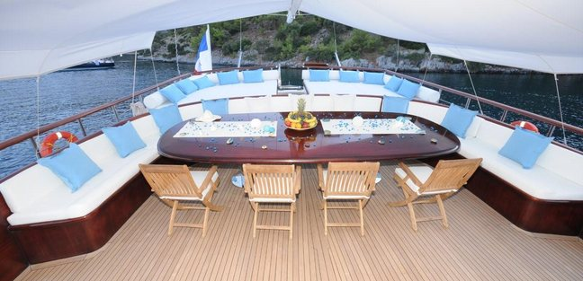 Smile Charter Yacht - 3