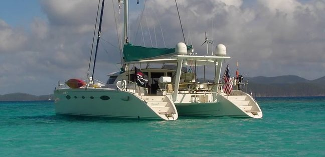 Delphine Charter Yacht - 5