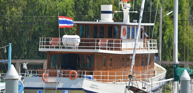 Princess Katharine Charter Yacht - 3