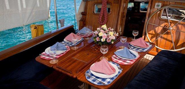 Malaika Charter Yacht - 4