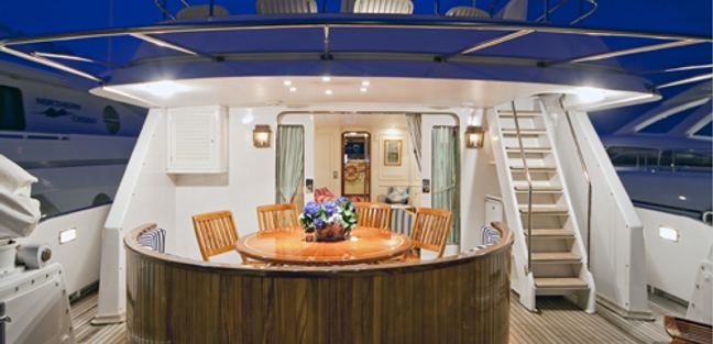 Star of the Sea Charter Yacht - 3