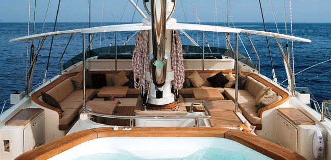 Caoz 14 Charter Yacht - 2