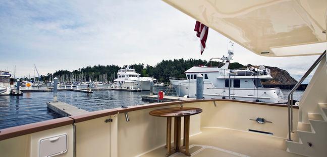 Alaskan Eagle Charter Yacht - 2