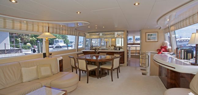 Magnificent Doll Charter Yacht - 3