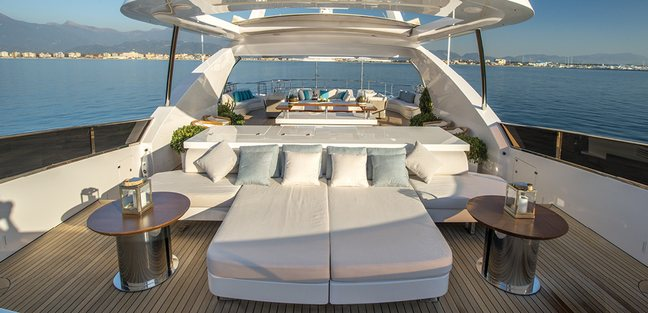 Soy Amor Charter Yacht - 2