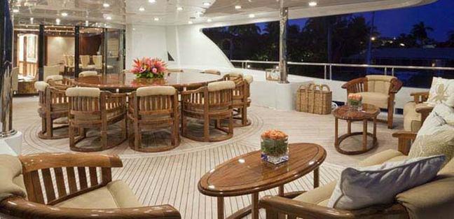 Wheels Charter Yacht - 5