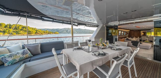 San LiMi Charter Yacht - 4