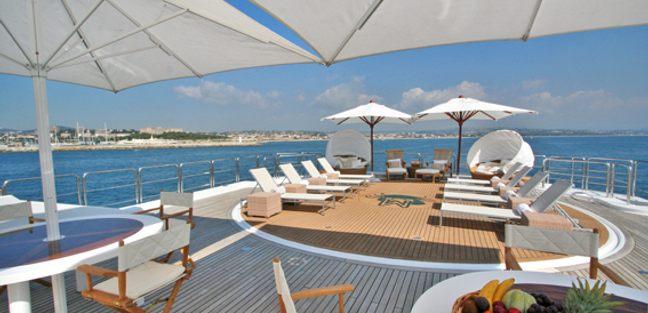 Moecca Charter Yacht - 3