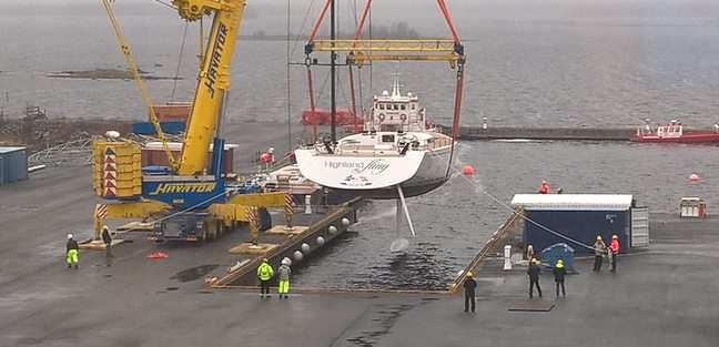 Highland Fling XV Charter Yacht - 4