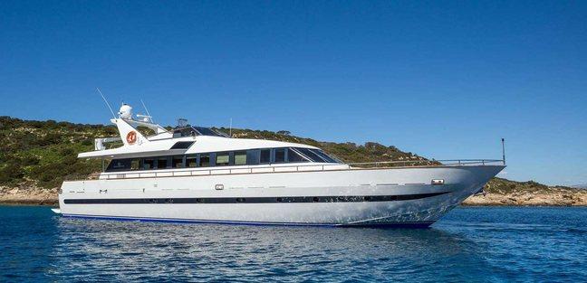 Panama Blue Charter Yacht