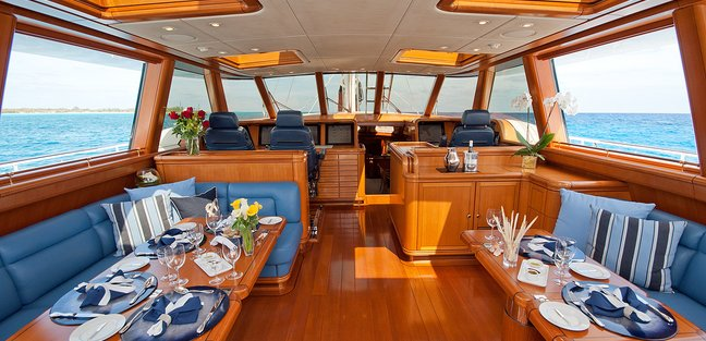 Hyperion Charter Yacht - 6