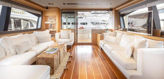 La Pace Charter Yacht - 3