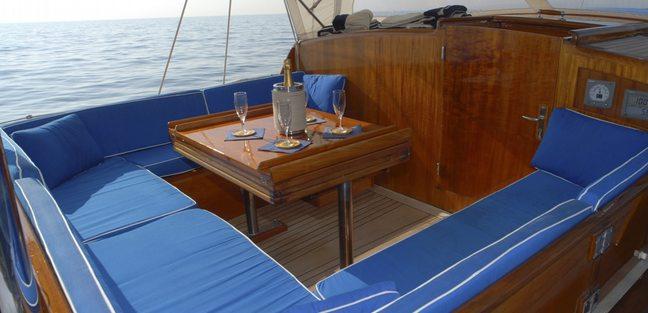 Gitana IV Charter Yacht - 2