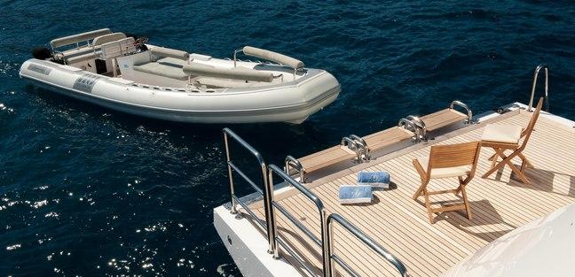 Iman Charter Yacht - 5