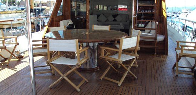 Chantella Charter Yacht - 5