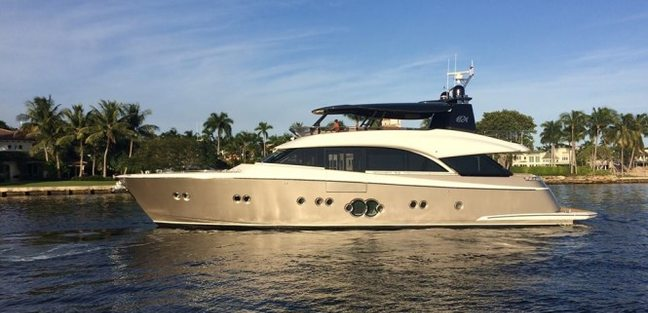 Never Say Never Charter Yacht - 6