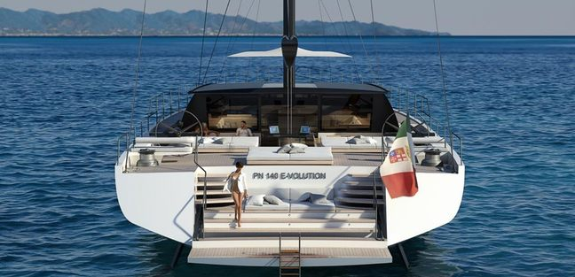 42M E-Volution #2 Charter Yacht - 2