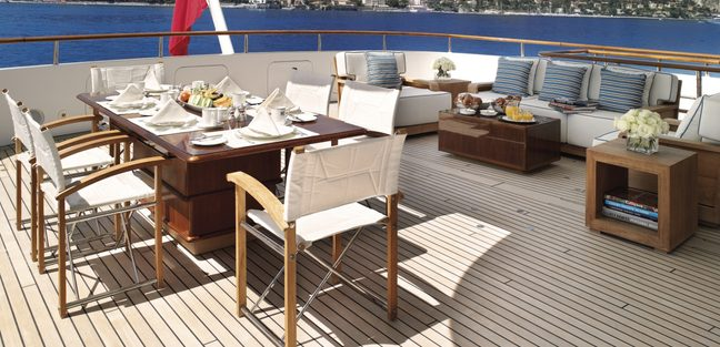 Ambition Charter Yacht - 4